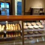 Too good to pass up - fresh baked goods in the Culinary Delights bakery